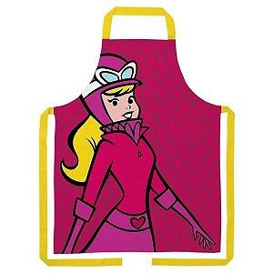 Avental de Cozinha Pink Penélope Charmosa - Licenciado