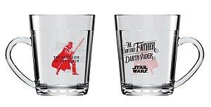 Caneca Copo Americano Star Wars - Darth Vader