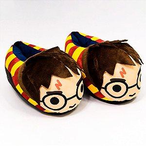 Pantufa 3D Unissex Harry Potter - Warner