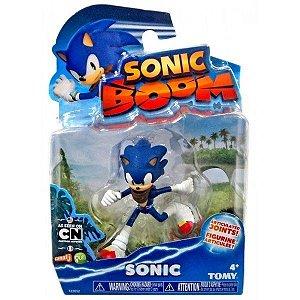 Boneco Articulado Sonic Boom - Sonic