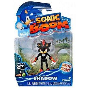 Boneco Articulado Sonic Boom - Shadow