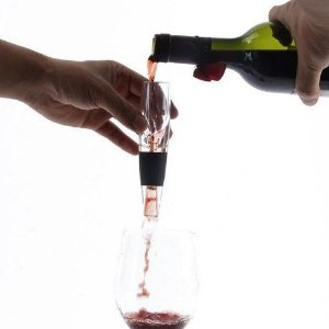 Magic Decanter Aerador de Vinho
