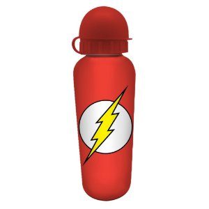Squeeze Alumínio 500ml The Flash - DC Comics