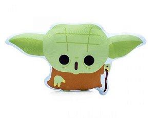 Almofada Star Wars Kids - Mestre Yoda
