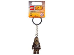 Chaveiro Lego oficial Chewbacca - Star Wars