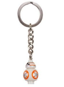Chaveiro Lego oficial BB8 - Star Wars