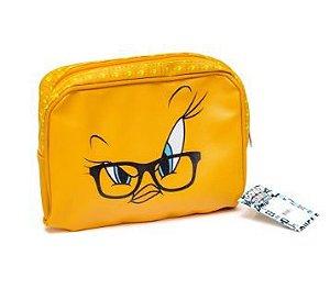 Necessaire / Bolsa de Viagem Piu Piu - Looney Tunes