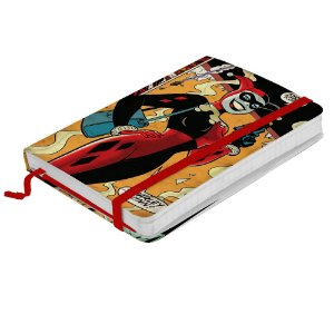 Caderneta Harley Quinn - DC Comics