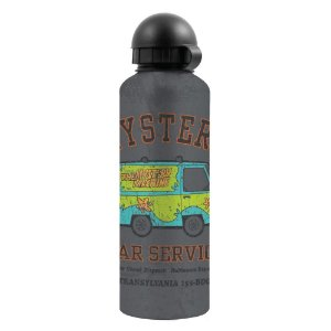 Squeeze Aluminio 500ml Mistery Machine - Scooby Doo