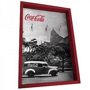 Porta Chaves Coca Cola - Rio de Janeiro
