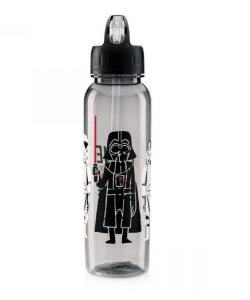 Squeeze com Canudo Retrátil 750ml - Star Wars
