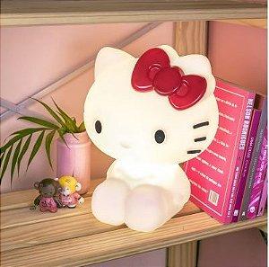 Luminaria Abajur Bivolt Hello Kitty - Licenciado Sanrio
