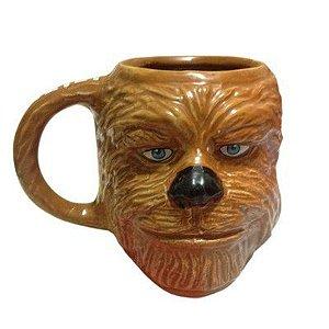 Caneca Porcelana 3D - Chewbacca