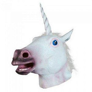 Mascara / Cosplay Cabeça de Unicornio