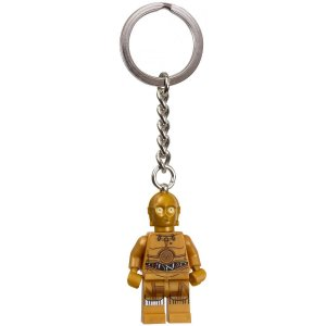 Chaveiro Lego oficial C-3PO Star Wars