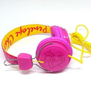 Headphone / Fone de Ouvido Penelope Charmosa - Hanna Barbera