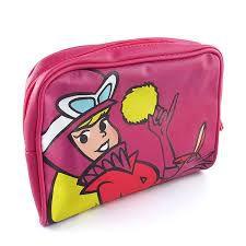 Necessaire / Bolsa de Viagem Penelope Charmosa - Hanna Barbera