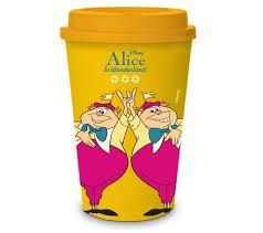 Copo Fun Gêmeos - Alice no País das Maravilhas