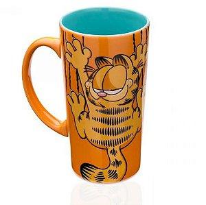 Caneca Porcelana GG Garfield - Licenciado