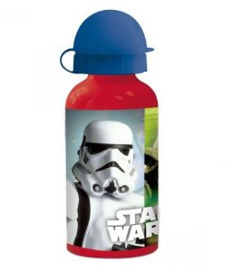 Squeeze 500ml Alumínio Personagens Star Wars