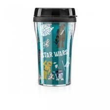 Minicopo Café Star Wars Força - Bonecos