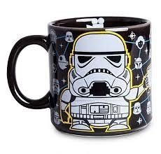 Caneca de Porcelana Star Wars - Trooper