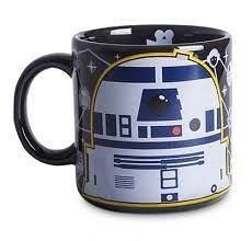 Caneca de Porcelana Star Wars - R2D2