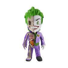 Boneco Colecionável XX Ray Joker, Coringa - DC Comics