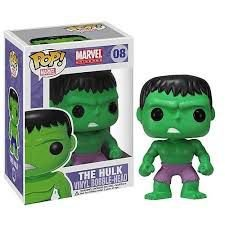 Boneco Pop Funko Hulk - Marvel