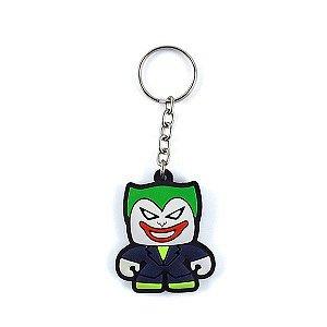 Chaveiro Emborrachado Cute Joker