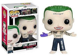 POP! Funko Joker Esquadrão Suicida - DC Comics #96