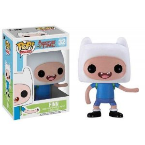 POP! Funko Finn - Hora de Aventura Cartoon Network