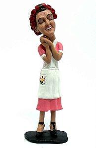 Dona Florinda - Miniatura em Resina