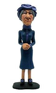 Dona Clotilde, Bruxa do 71 - Miniatura em Resina