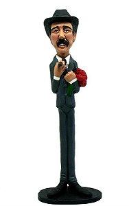Professor Girafales - Miniatura em Resina
