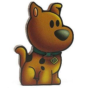 Quebra Cabeça Puzzles Mania Scooby Doo - Hanna barbera