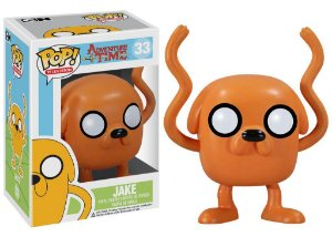Pop! Adventure Time: Jake Hora de Aventura #33| Funko