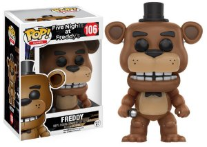 Pop! Funko Games: Five Nights at Freddy's - Freddy