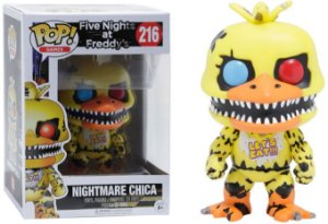 Pop! Games: Five Nights at Freddy's - Nightmare Chica | Funko