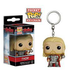 Pocket POP! Funko Keychain Chaveiro Thor Avengers - Marvel