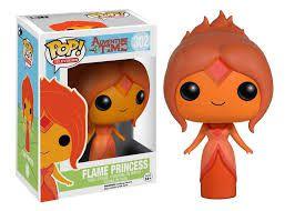 POP! Funko Princesa de Fogo - Flame Princess - Hora da Aventura