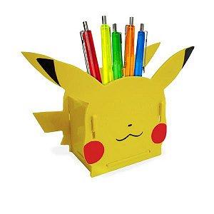 Porta Objetos / Porta Trecos Pikachu - Pokemon