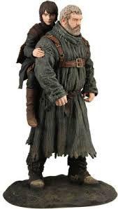 Game of Thrones - Hodor e Bran Stark - Dark Horse