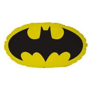 Almofada Recortada Shape Batman  Logo - DC Comics