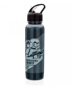 Garrafa Canudo Retrátil 750 ml Star Wars - StormTrooper