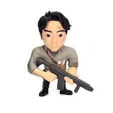 Figura Colecionável Metals Die Cast Glenn Rhee - Walking Dead