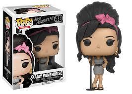 POP! Funko Rocks: Amy Winehouse # 48