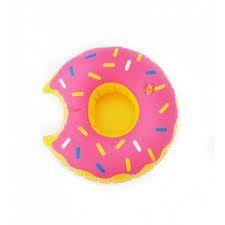 Boia Porta Copo ou Latinha Donuts