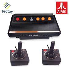 Atari Flashback 7 Tectoy - Console c/ 101 Jogos na Memória e 2 Controles Joystick
