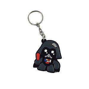 Chaveiro Emborrachado Cute - Darth Vader